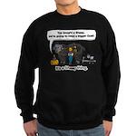 I Bought A Sheep Sweatshirt (dark)