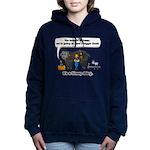 I Bought A Sheep Women's Hooded Sweatshirt