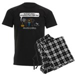 I Bought A Sheep Men's Dark Pajamas