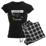 I Bought A Sheep Women's Dark Pajamas