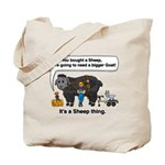 I Bought A Sheep Tote Bag