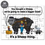 I Bought A Sheep Puzzle