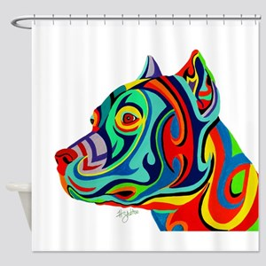 New Breed Shower Curtain