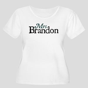 mrsbrandon Plus Size T-Shirt