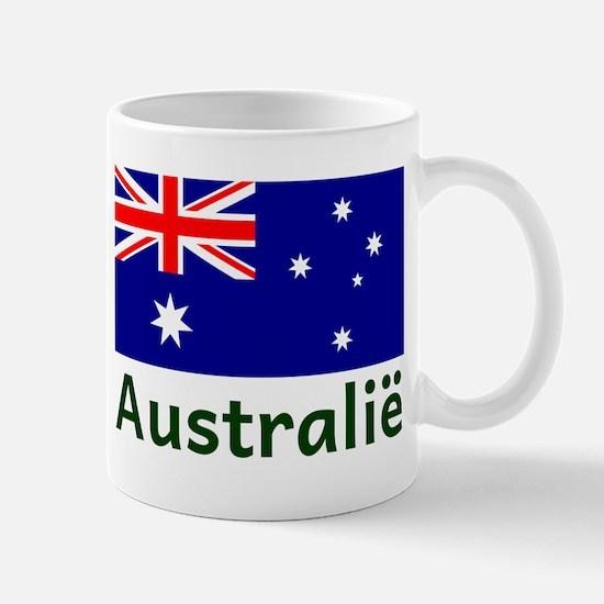 Australie Mugs
