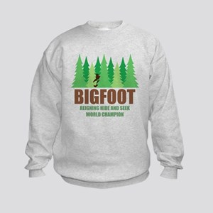 Bigfoot Sasquatch Hide and Seek World Champion Swe