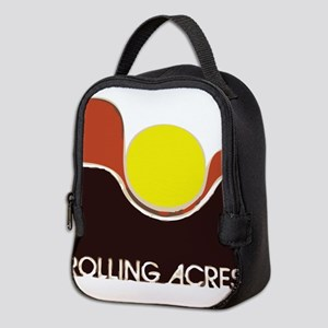 Rolling Acres Mall Neoprene Lunch Bag