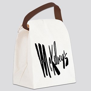 McKelveys Canvas Lunch Bag