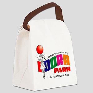 IdoraBalloon Canvas Lunch Bag