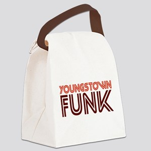 YOUNGSTOWN FUNK Canvas Lunch Bag
