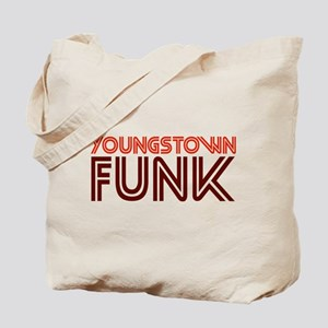YOUNGSTOWN FUNK Tote Bag
