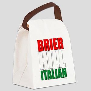 BRIERHILL Canvas Lunch Bag