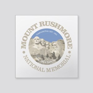 Mount Rushmore Sticker