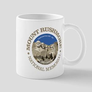 Mount Rushmore Mugs