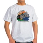 I Bought A Sheep Mountain Light T-Shirt
