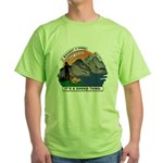 I Bought A Sheep Mountain Green T-Shirt