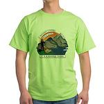 I Bought A Sheep Mountain Green T-Shirt