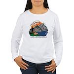 I Bought A Sheep Mount Women's Long Sleeve T-Shirt