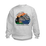 I Bought A Sheep Mountain Kids Sweatshirt
