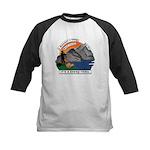 I Bought A Sheep Mountain Kids Baseball Jersey