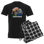 I Bought A Sheep Mountain Men's Dark Pajamas