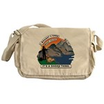 I Bought A Sheep Mountain Messenger Bag