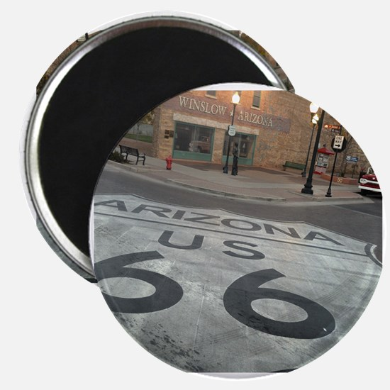 Cute Route 66 Magnet