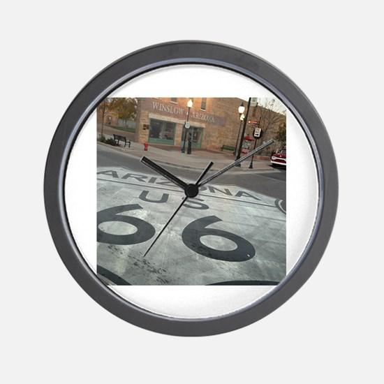 Cute Winslow Wall Clock