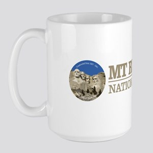 Mount Rushmore Mugs