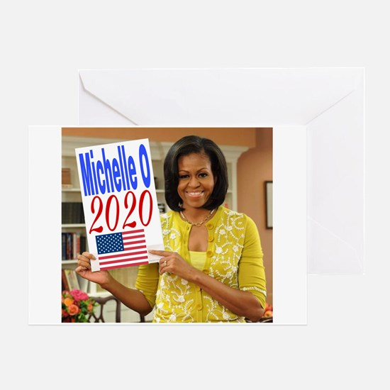 Funny Obama Greeting Card