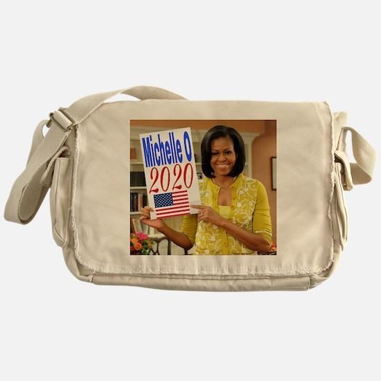 Michelle Obama Messenger Bag