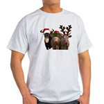 Santa & Friends Light T-Shirt