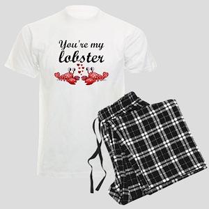 Lobster Men's Light Pajamas