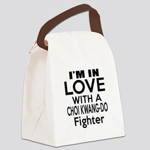I Am In Love With Choi Kwang Do F Canvas Lunch Bag