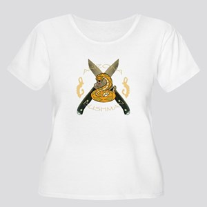 Arizona Bushman Plus Size T-Shirt