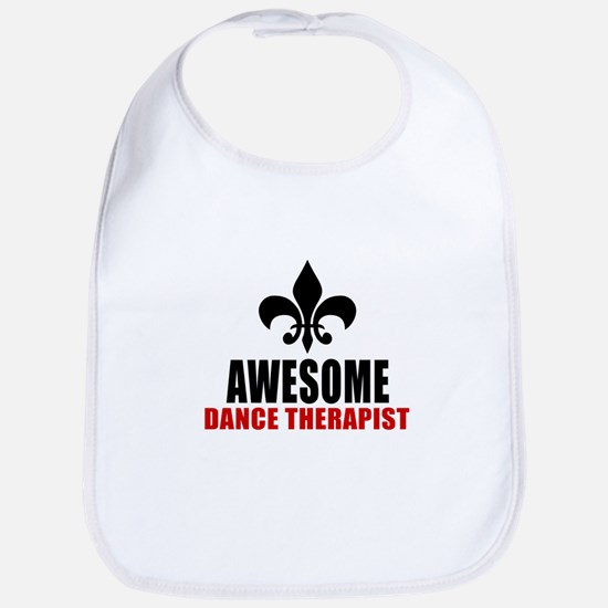 Awesome Dance therapy Bib