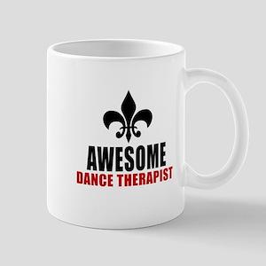 Awesome Dance therapy Mug