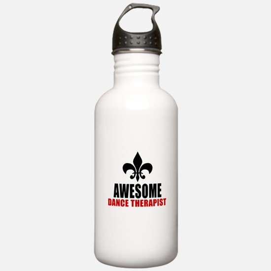 Awesome Dance therapy Water Bottle