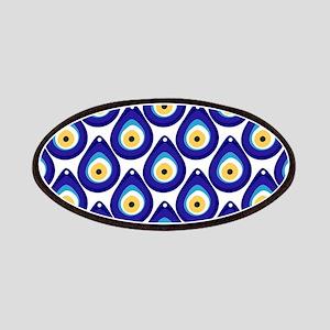 Evil eye protection pattern design Patch