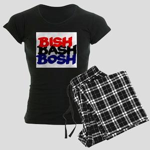 BISH BASH BOSH - RED BLACK BLUE Pajamas