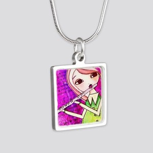 Flute Girl Necklaces