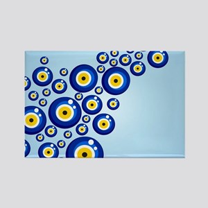 Evil eye protection pattern design Magnets