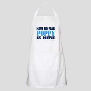 Have No Fear Poppy Is Here Apron