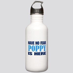 Have No Fear Poppy Is Stainless Water Bottle 1.0L