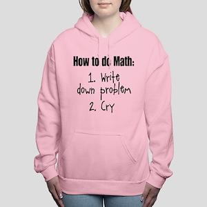 How To Do Math III Sweatshirt