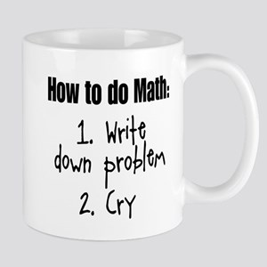 How To Do Math III Mugs