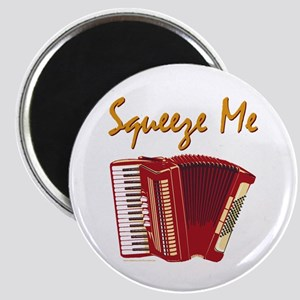 Squeeze Me Accordion Magnet