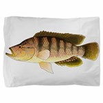 Thinface Cichlid Pillow Sham