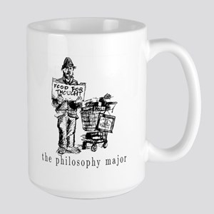 Philosophy Major Mugs