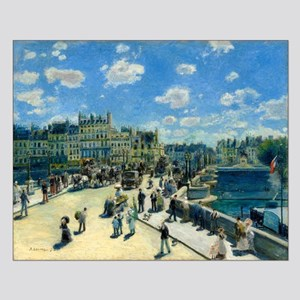 Pont Neuf by Auguste Renoir Posters